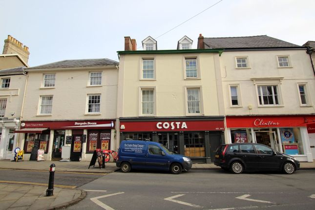Thumbnail Flat for sale in High Street, Brecon