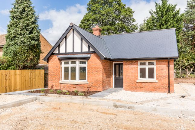 Thumbnail Detached bungalow for sale in Two Barrowby Court, Highland Grove, Worksop, Nottinghamshire