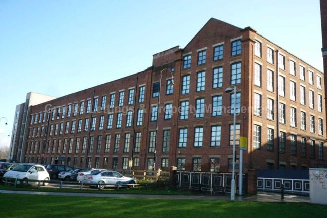 Thumbnail 1 bed flat to rent in Vulcan Mill, 2 Malta Street, New Islington, Manchester