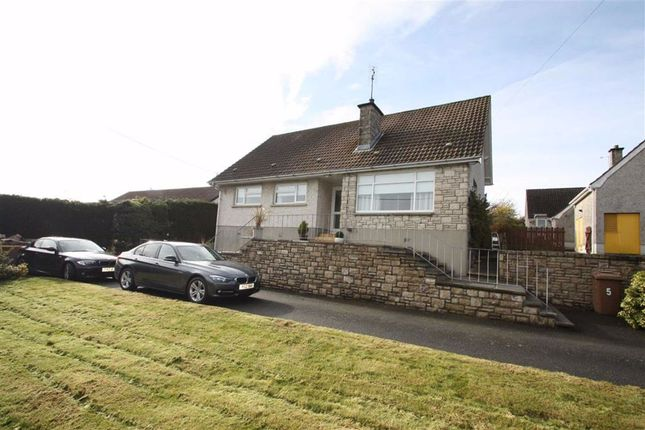 Thumbnail Detached bungalow for sale in Tullybeg Fort, Ballynahinch, Down