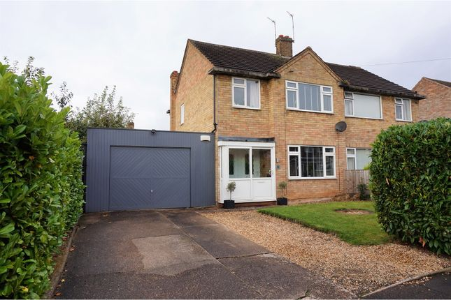 Thumbnail Semi-detached house for sale in Clumber Drive, Radcliffe-On-Trent, Nottingham