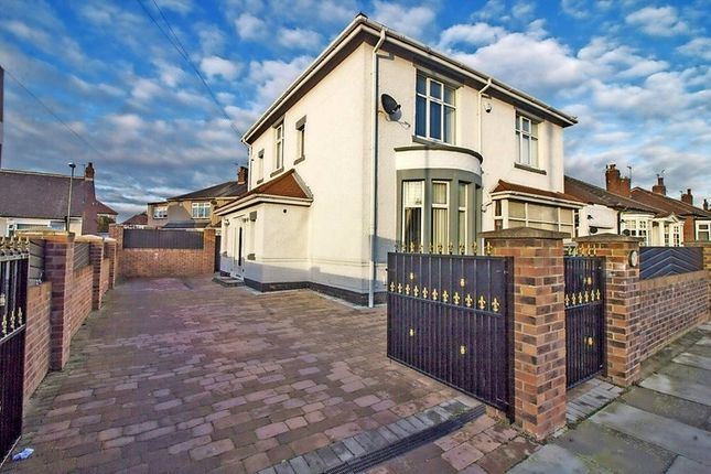 Thumbnail Detached house for sale in St. Peters Avenue, Harton Village, South Shields