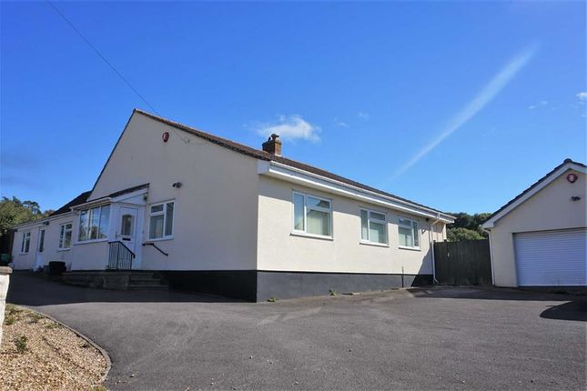 Thumbnail Detached bungalow for sale in Hutton Hill, Hutton, Weston-Super-Mare