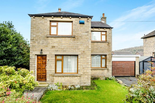 3 bed detached house for sale in Josephine Road, Cowlersley, Huddersfield