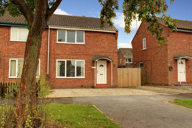 Thumbnail Semi-detached house for sale in Wray Close, Beverley