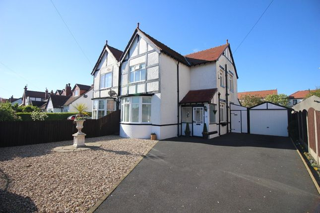 Thumbnail Semi-detached house for sale in Clarence Avenue, Thornton-Cleveleys