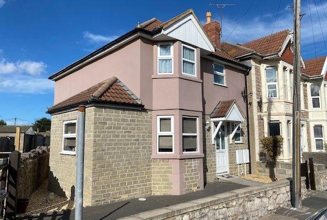 Thumbnail Semi-detached house for sale in Kensington Road, Weston-Super-Mare