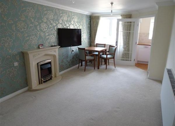 Thumbnail Flat for sale in Bennett Lodge, 23 Rodway, Wimborne