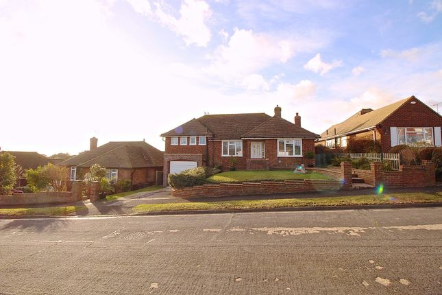 Thumbnail Bungalow for sale in Clinch Green Avenue, Bexhill-On-Sea, East Sussex