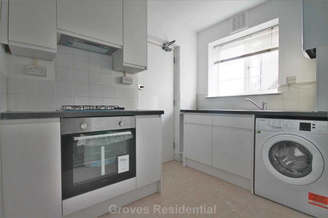 Thumbnail Flat to rent in Richmond Road, London