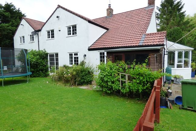 Thumbnail Detached house for sale in Bury Hill, Winterbourne Down, Bristol