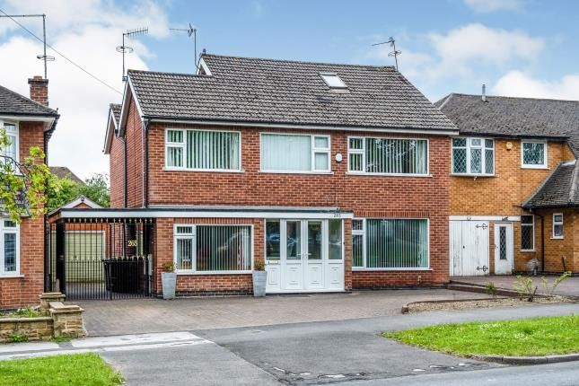 Thumbnail Detached house for sale in Wollaton Vale, Wollaton, Nottingham, Nottinghamshire