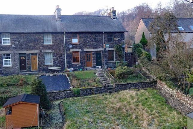 Thumbnail Terraced house for sale in Lodge Terrace, Broughton In Furness, Cumbria