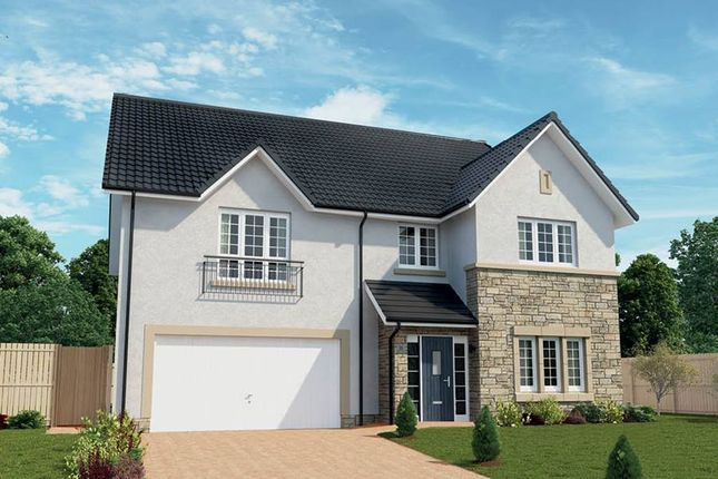 "Thumbnail Detached house for sale in ""The Lewis"" at Queens Drive, Cumbernauld, Glasgow"