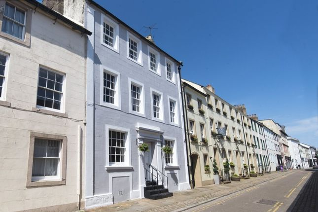 Thumbnail Terraced house for sale in Church Street, Whitehaven, Cumbria