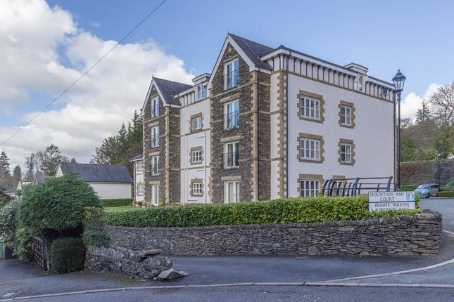 Thumbnail Flat for sale in Apartment 4 Mountain Ash Court, Spooner Vale, Windermere