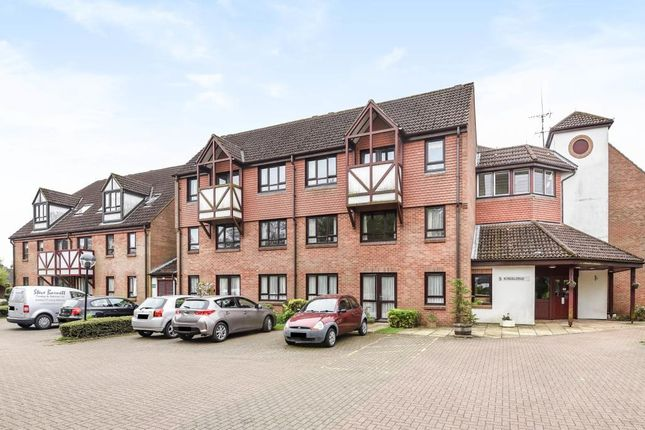 Thumbnail Flat to rent in King George V Road, Amersham