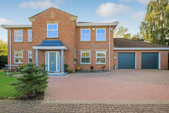 Thumbnail Detached house for sale in The Copse, Mordon, Stockton-On-Tees
