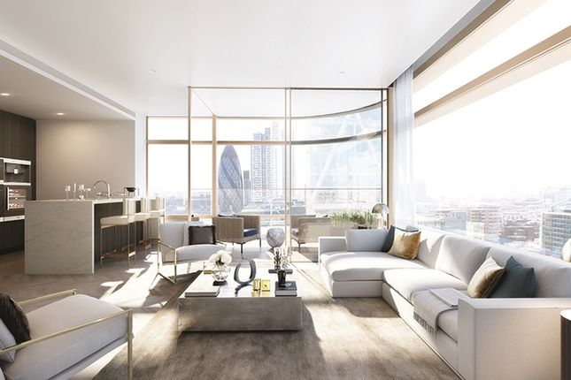 Thumbnail Flat for sale in Principal Tower, Principal Place