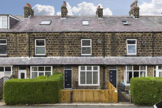 3 bed terraced house to rent in Little Lane, Ilkley LS29