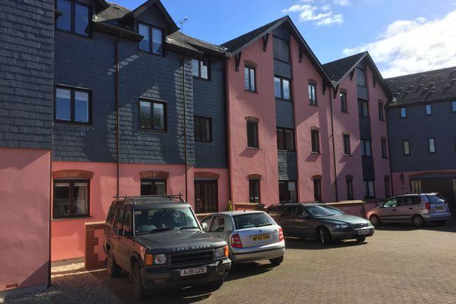 Thumbnail Flat to rent in New Walk, Totnes