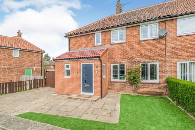 4 bed semi-detached house for sale in Central Drive, Northallerton DL6
