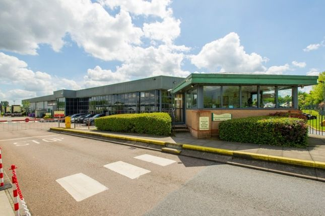 Thumbnail Light industrial to let in Woodside, Centurion Way, Meridian Business Park, Leicester