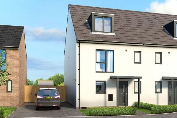 """Thumbnail Property for sale in """"The Atherton At The Springs"""" at Campsall Road, Askern, Doncaster"""