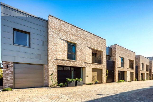 Terraced house for sale in Athena At Knights Park, Eddington Avenue, Cambridge