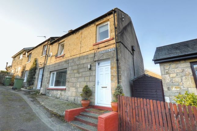 Thumbnail Terraced house for sale in Victoria Terrace, Felton, Morpeth