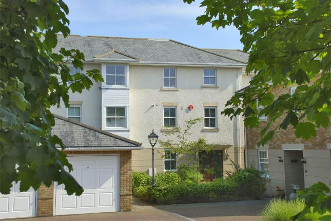 Thumbnail Terraced house for sale in Whately Road, Milford On Sea, Lymington