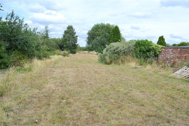 Garden of Hall Lane, Lichfield WS14