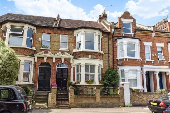 Thumbnail Terraced house for sale in Marlborough Road, South Woodford, London