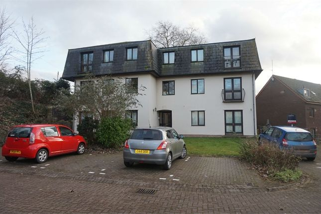 Thumbnail Flat for sale in Station Road, Abergavenny