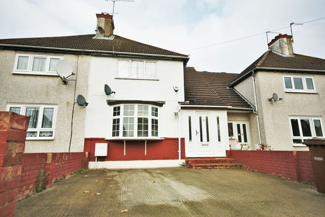 Thumbnail Terraced house to rent in Greenway, Pinner