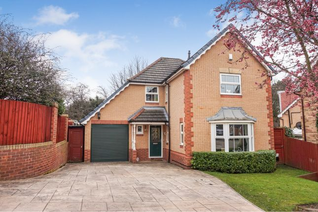 Thumbnail Detached house for sale in Park Copse, Leeds