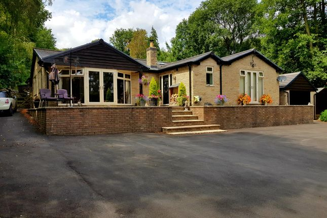 Thumbnail Detached house for sale in Middle Road, Wingerworth, Hardwick Wood