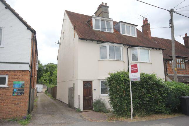 Thumbnail Semi-detached house to rent in Poppy Road, Princes Risborough