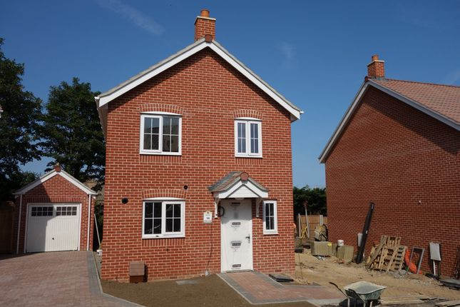 Thumbnail Detached house for sale in Walker Gardens, Wrentham, Beccles