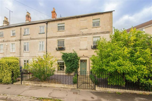 Thumbnail End terrace house for sale in London Road, Chippenham, Wiltshire