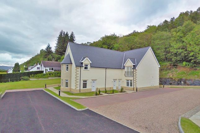 Thumbnail 2 bed flat for sale in 6 Glen Lochview, Achintore Road, Fort William