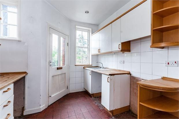 Kitchen of Meadvale Road, Ealing, London. W5