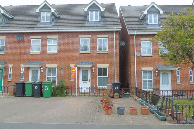 Thumbnail Town house to rent in Bothal Terrace, Ashington