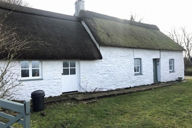 Thumbnail Cottage for sale in Nebo, Llanon