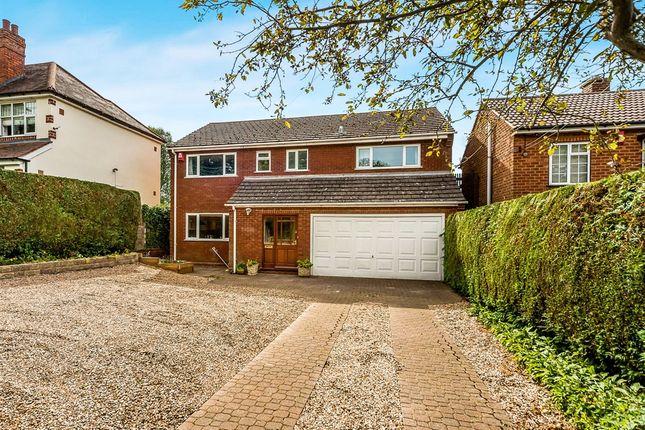 Thumbnail Detached house for sale in Hyde Lane, Kinver, Stourbridge