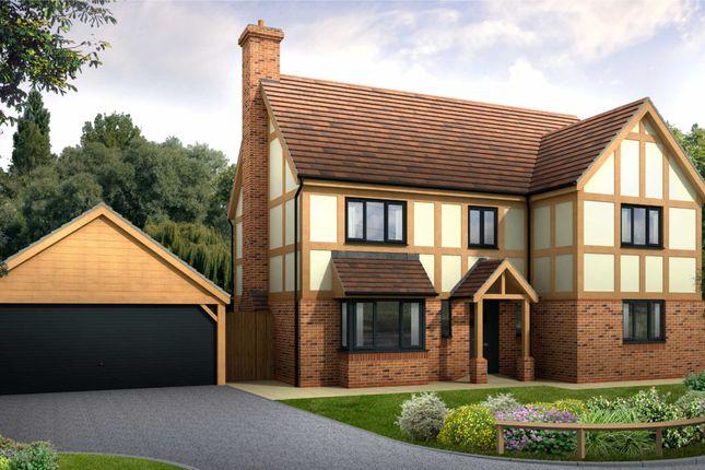 Thumbnail Detached house for sale in Limes Paddock, Dorrington, Shrewsbury