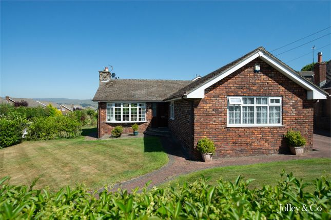 Thumbnail Detached bungalow for sale in Counting House Road, Disley, Stockport, Cheshire