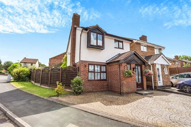 Thumbnail Detached house for sale in Middle Leaford, Birmingham
