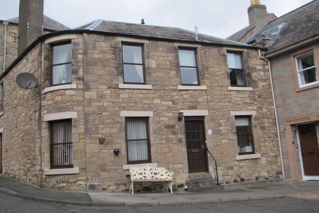 Thumbnail Terraced house for sale in 4 Abbey Close, Jedburgh
