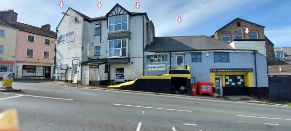 Thumbnail Commercial property for sale in Pilgrims Way Shopping Arcade & Flats, 60 Fore Street, Callington